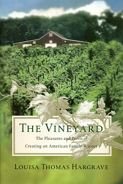 Hargrave Vineyard book cover