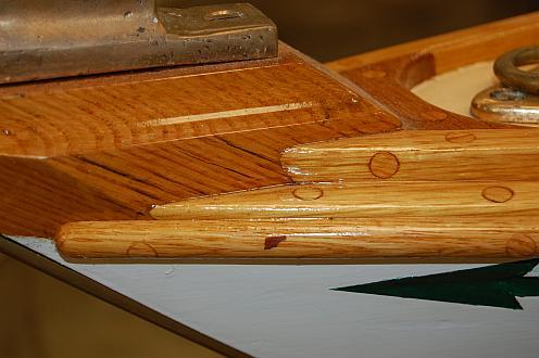 Boat stem