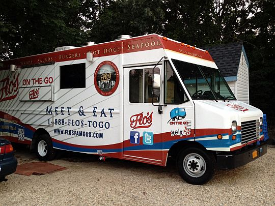 Lunch Truck, Flo's Famous Lunchette
