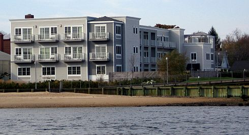 Harborfront Inn Back