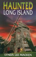 Book cover, Haunted Long Island