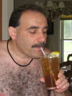 Drinking a Long Island Ice Tea
