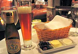 Beer and butter