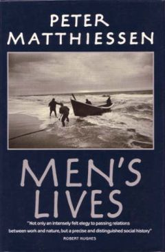Men's Lives hard cover