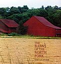 Book cover, The Barns of the North Fork
