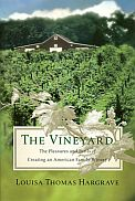 Book cover, The Vineyard