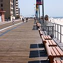 a boardwalk