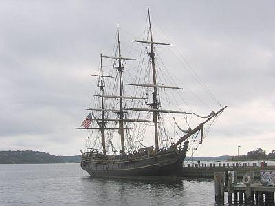 HMS Bounty, Greenport Long Island