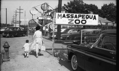 Massapequa Zoo by Evelyn B.