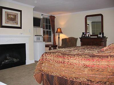 A room at the Inn
