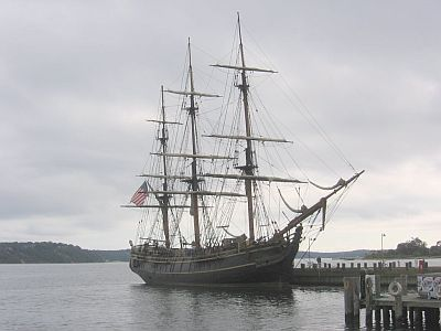 HMS Bounty, Greenport Long Island